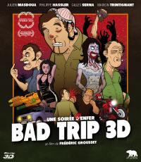 Bad trip - blu-ray 3d