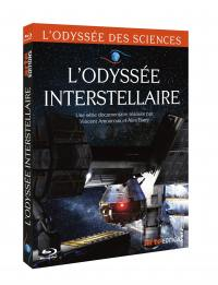 Odyssee interstellaire (l') - blu-ray