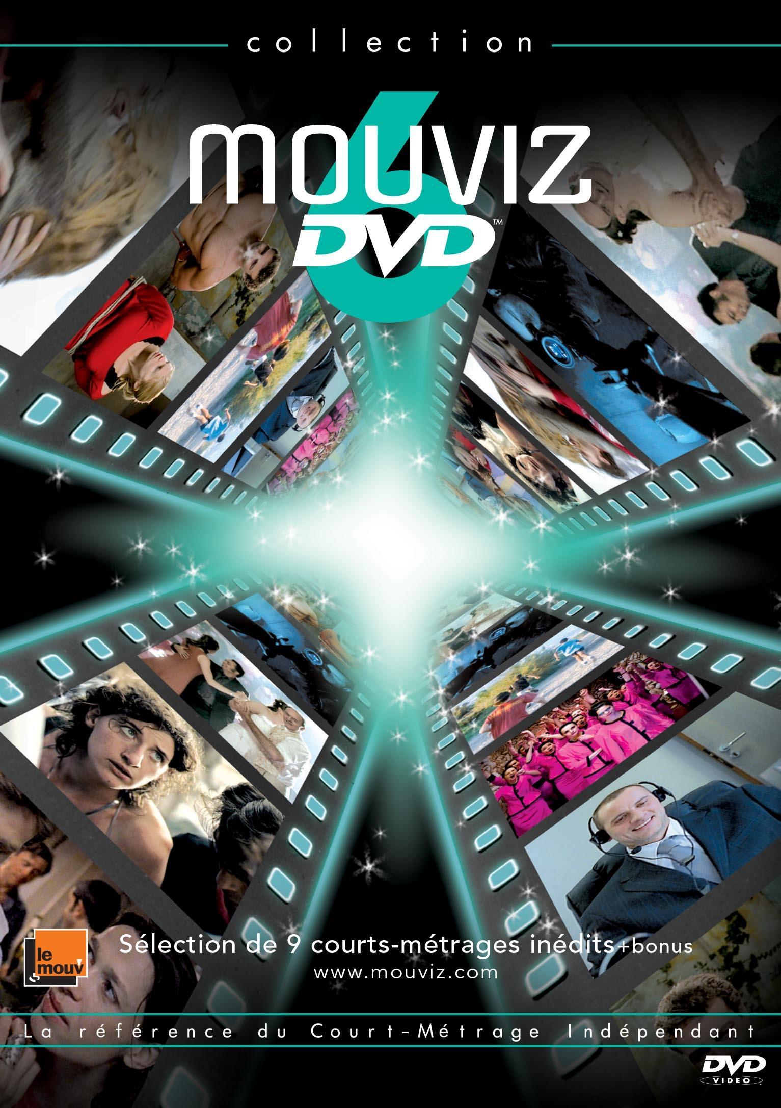 Mouviz vol 6 - dvd
