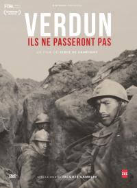 Verdun, ils ne passeront pas - dvd
