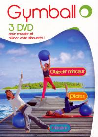 Gymball - coffret 3 dvd