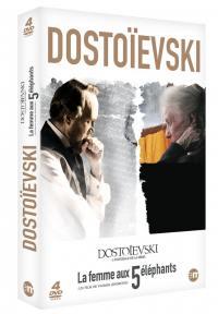 Dostoievski - la serie + femmes aux 5 elephants - 4 dvd