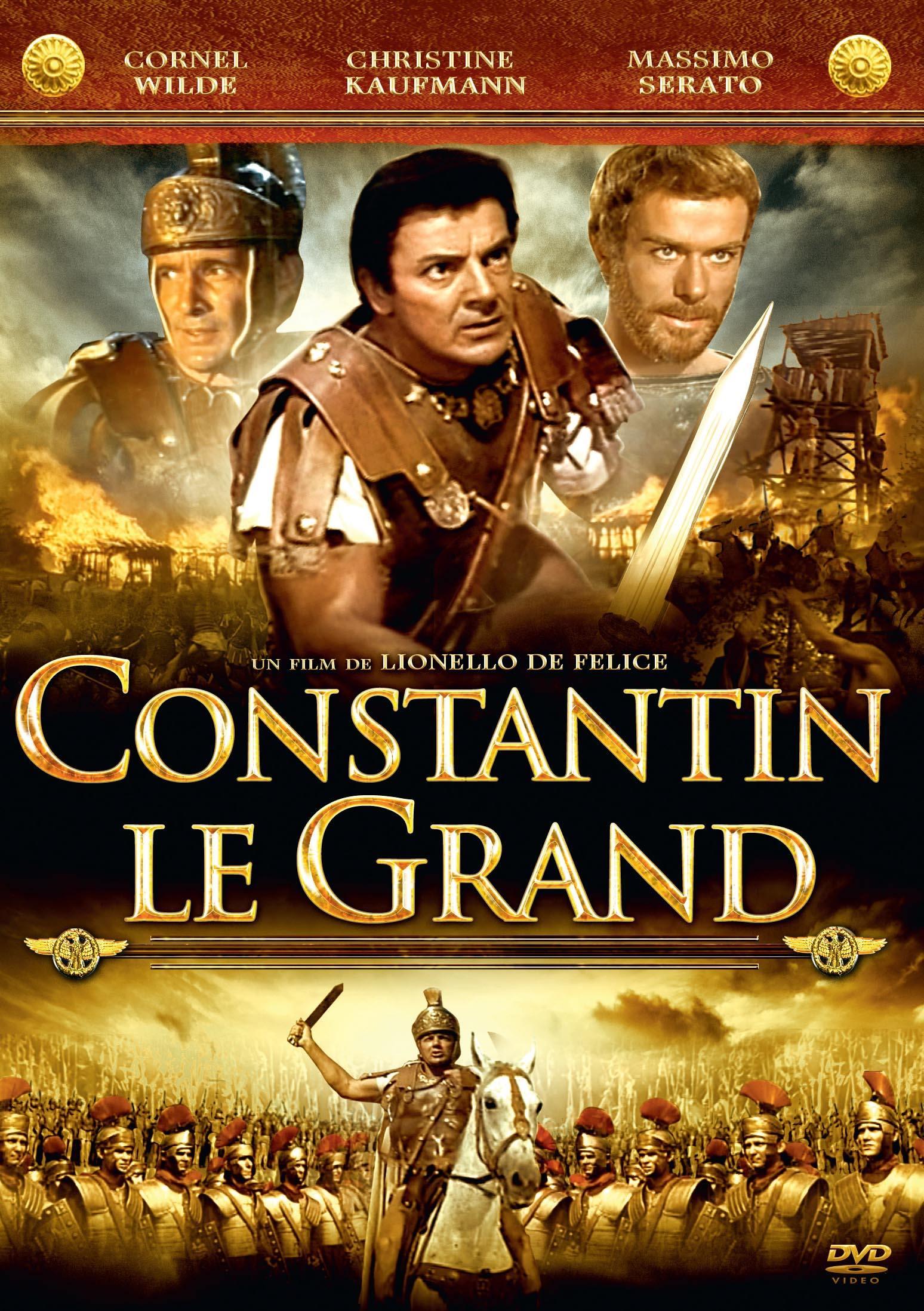 Constantin le grand - dvd