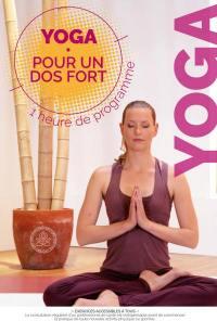 Yoga pour un dos fort - dvd