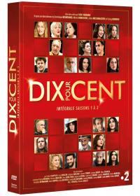 Dix pour cent intégrale - saisons 1 + 2 + 3 - 6 dvd