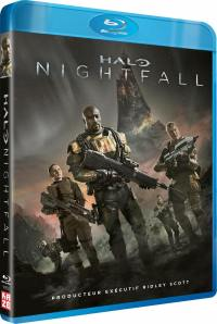 Halo - nightfall - le film - blu-ray