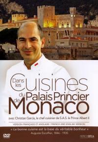 Cuisines du palais princier de monaco - dvd