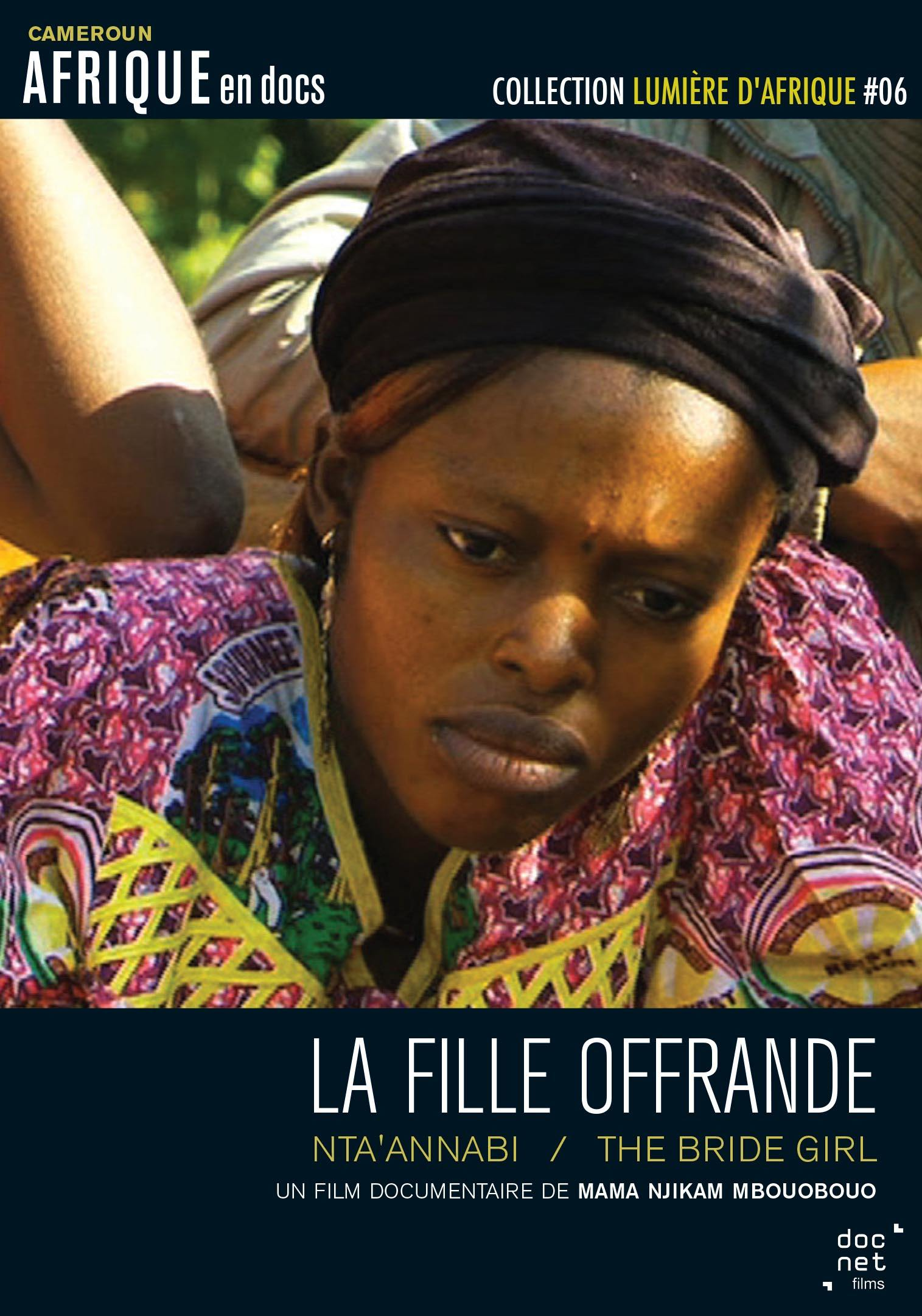 Fille offrande (la) - dvd