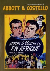 Abbott&costello en afrique-dvd  abbott & costello