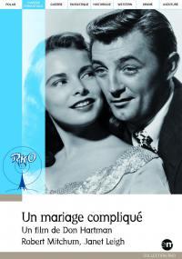 Un mariage complique - dvd  collection rko pocket