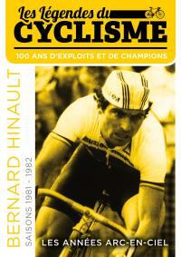 Hinault, les annees arc-en-ciel - les legendes du cyclisme - dvd
