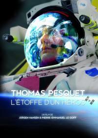 Thomas pesquet l'etoffe d'un heros - dvd