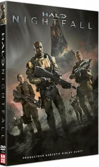 Halo - nightfall - le film - dvd