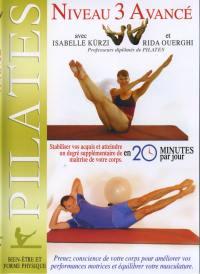 Pilates 3 - dvd