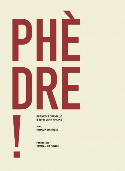 Phedre ! - dvd