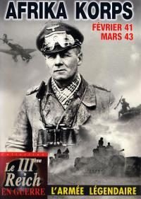 Afrika korps - dvd  fevrier 41-mars 43