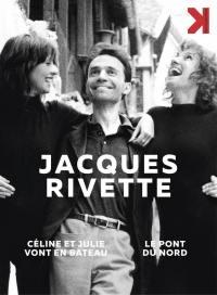 2 films de jacques rivette - 4 dvd