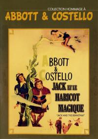 Jack et le haricot magique-dvd  abbott & costello