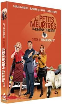 Petits meurtres agatha christie (les) episodes 24 à 27 - 4 dvd