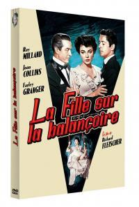 Fille sur la balancoire (la) - dvd