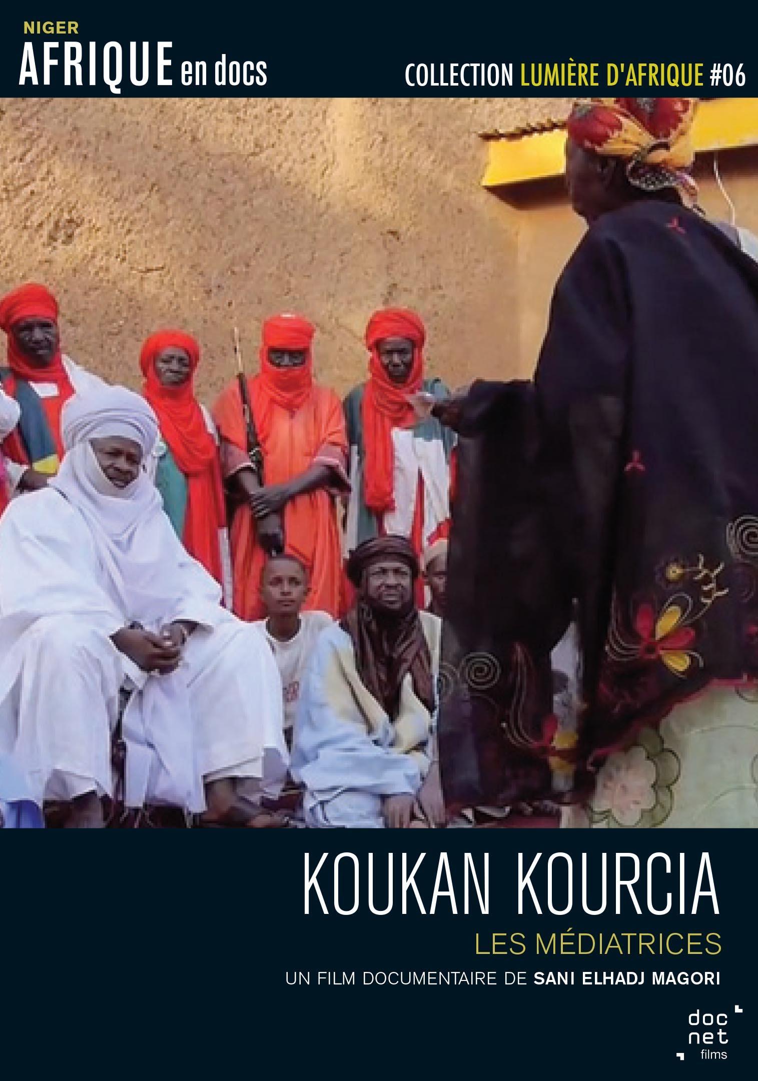 Koukan kourcia les mediatrices - dvd