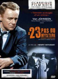 A23 pas du mystere - dvd