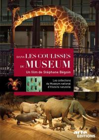 Dans les coulisses du museum - dvd