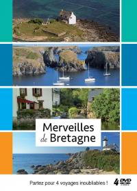 Merveilles de bretagne - 4 dvd