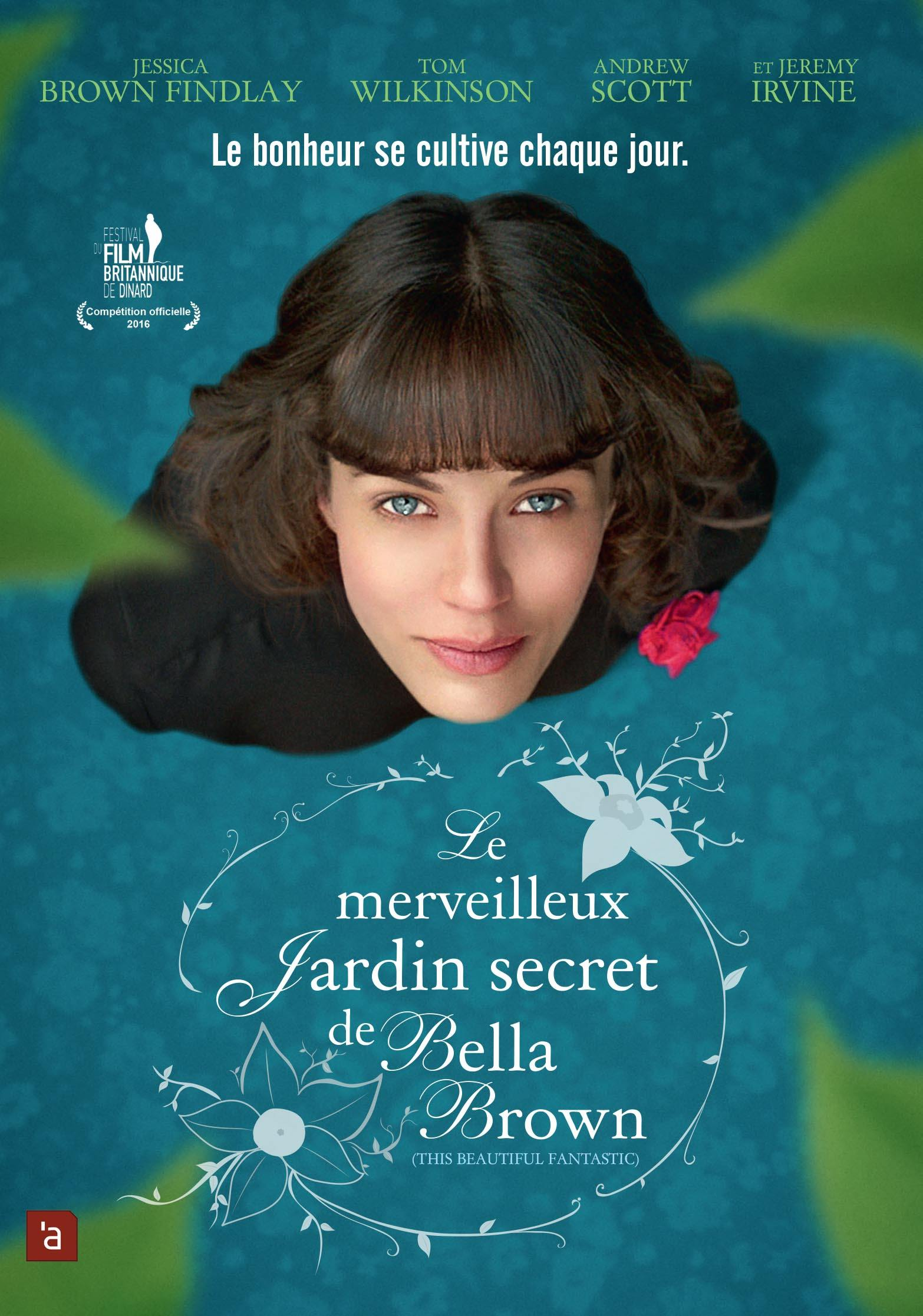 Merveilleux jardin secret de bella brown (le) - dvd