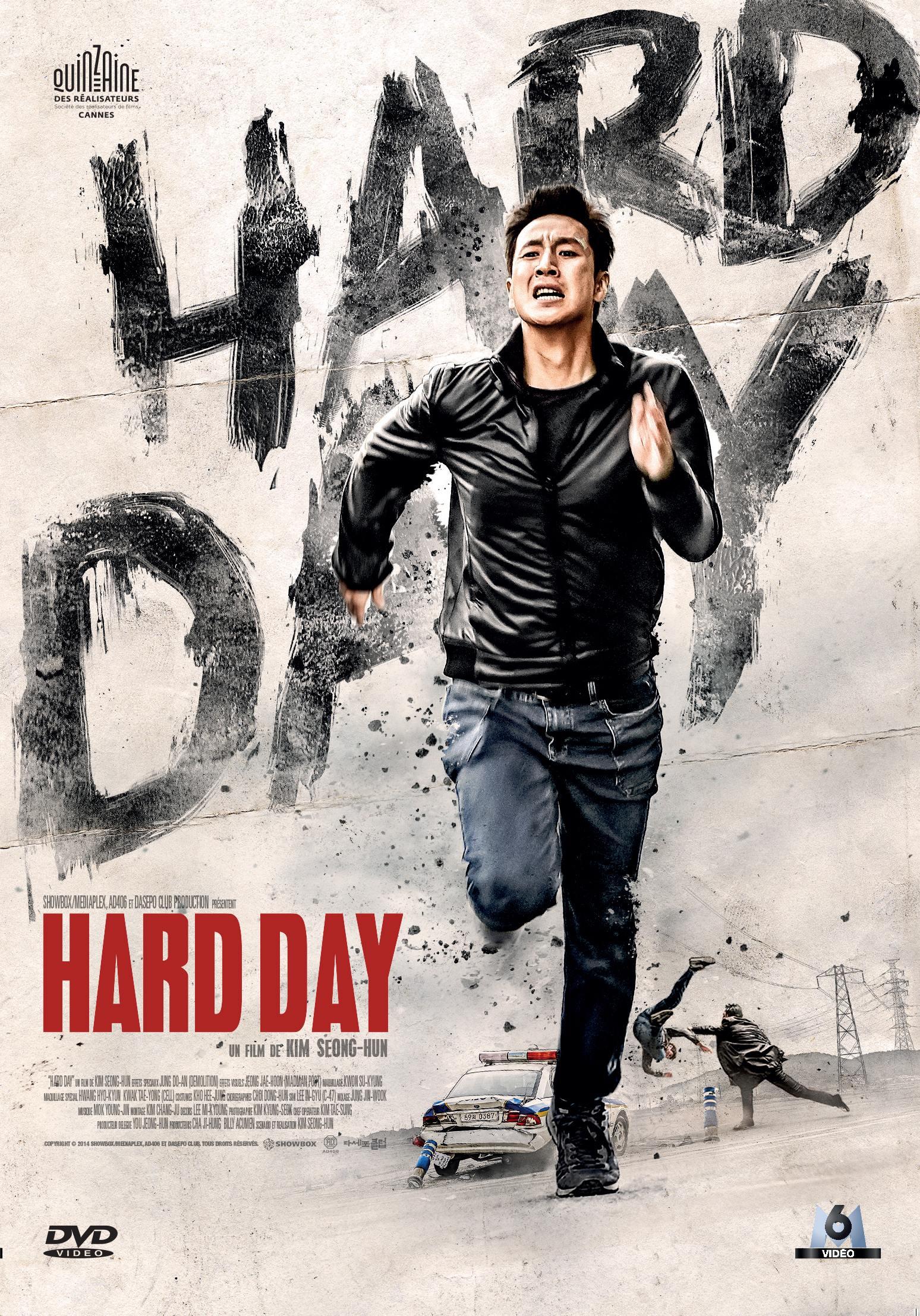 A hard day - dvd
