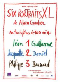 Six portraits xl - 3 dvd