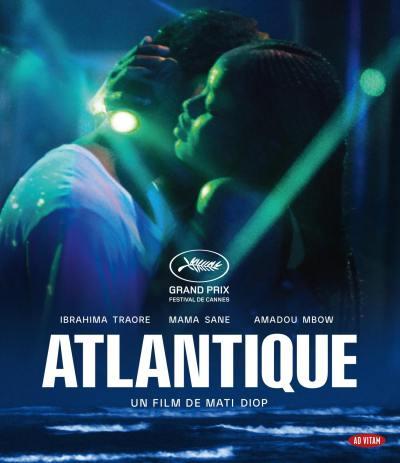 Atlantique - blu-ray
