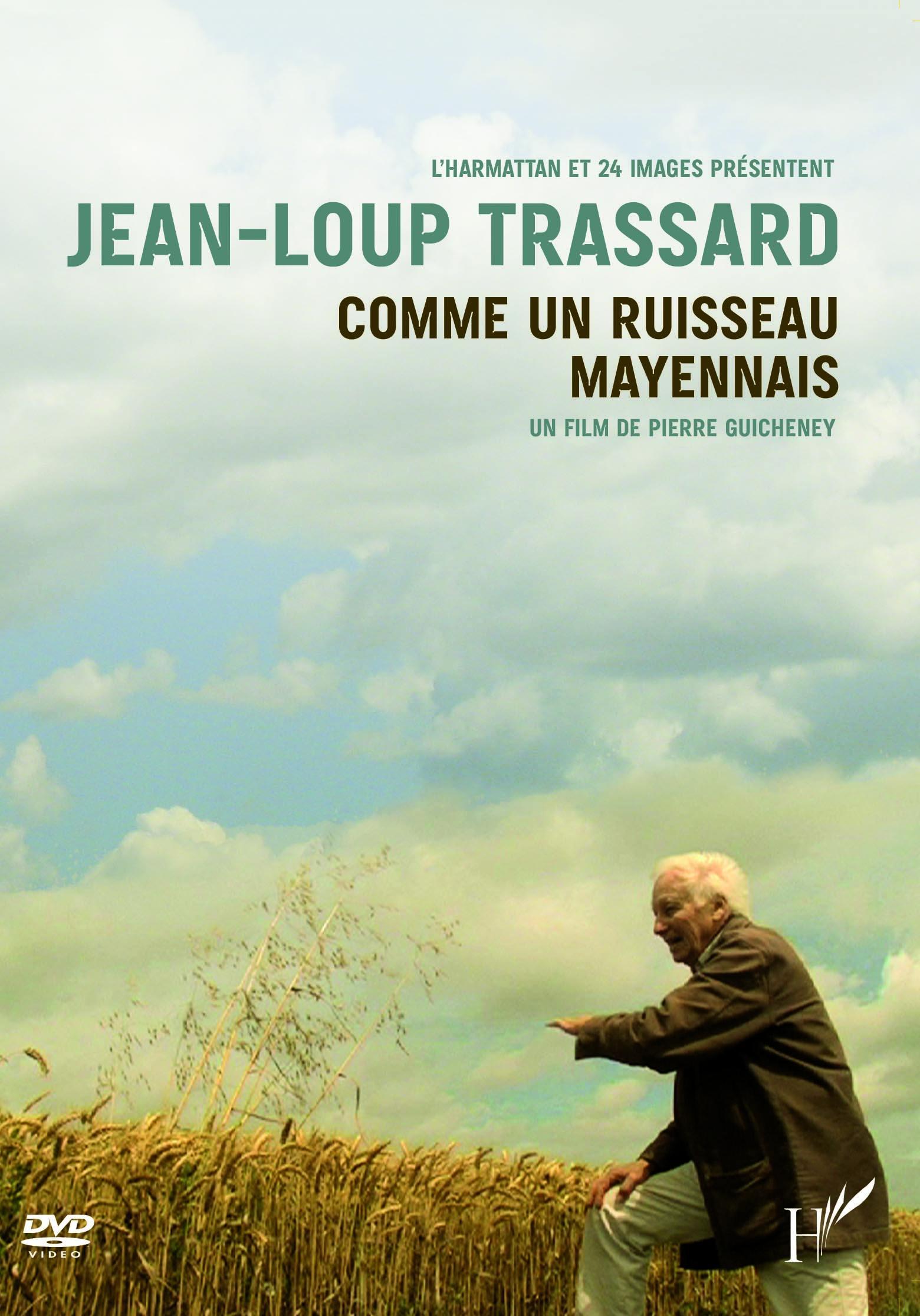 Pays de la loire - jean-loup trassard comme un ruisseau mayennais - dvd