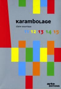 Karambolage vol 11 a 15 - 5 dvd
