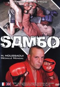 Sambo - dvd-sport de combat