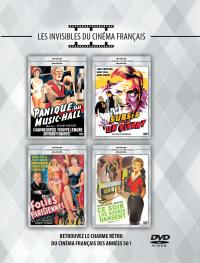 Invisibles du cinema français (les) - 4 dvd