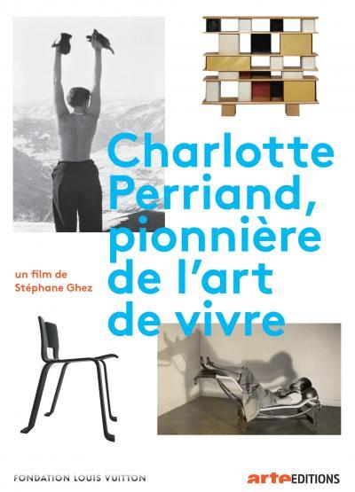 Charlotte perriand, pionniere de l' art de vivre - dvd