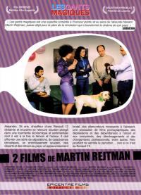 2 films de martin rejtman-dvd  les gants magiques / rapado