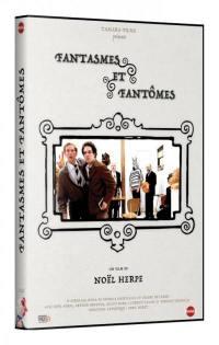 Fantasmes et fantomes - dvd + livret