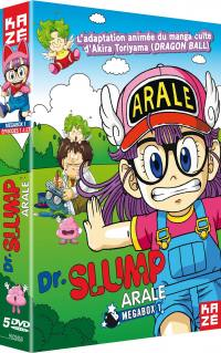 Dr slump - megabox 1 - 5 dvd