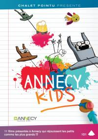 Annecy kids - dvd
