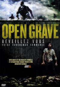 Open grave - dvd