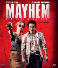 Mayhem - blu-ray