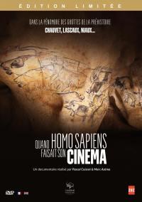 Quand homo sapiens faisait son cinema - dvd