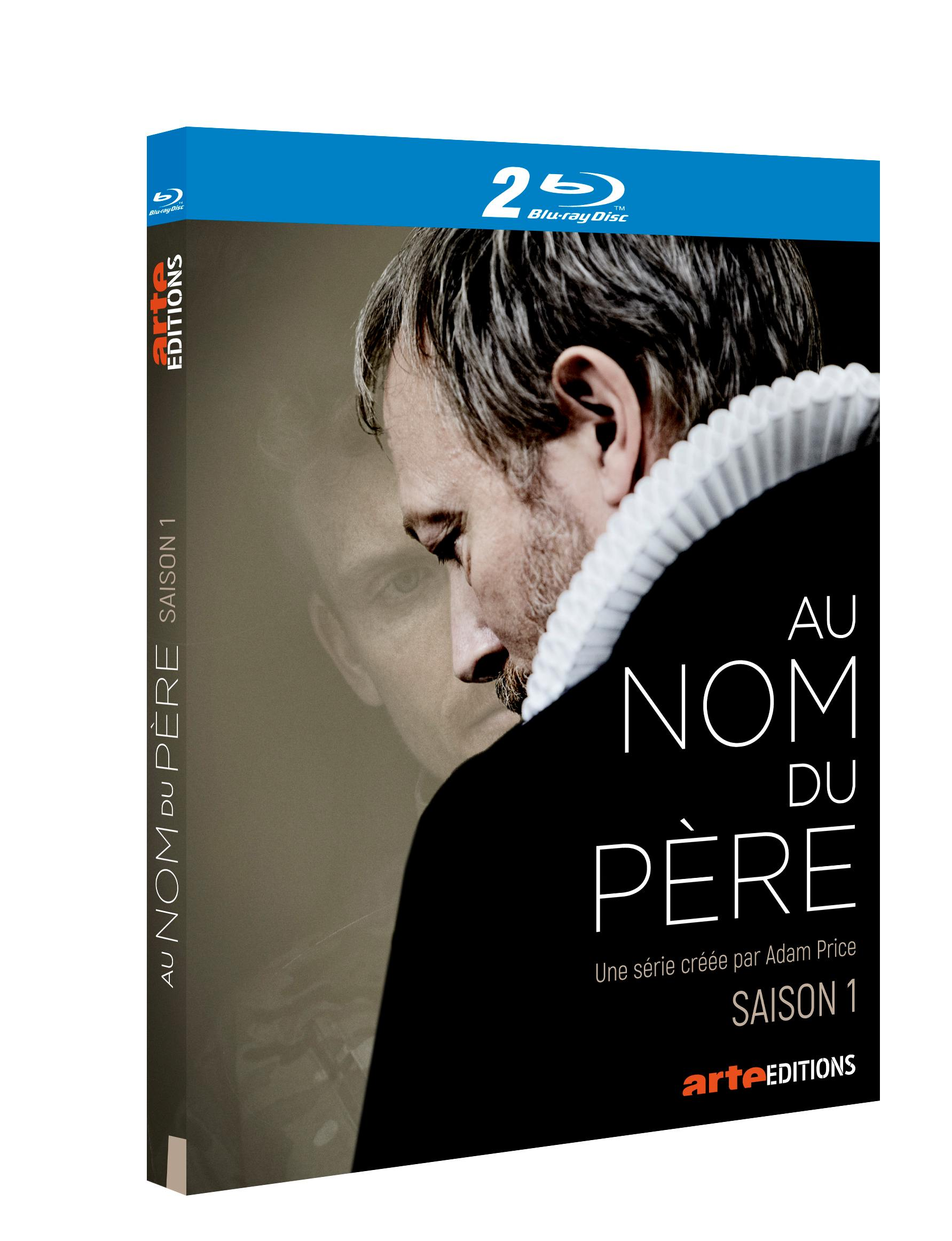 Au nom du pere - ride upon the storm s1 - 2 blu-ray