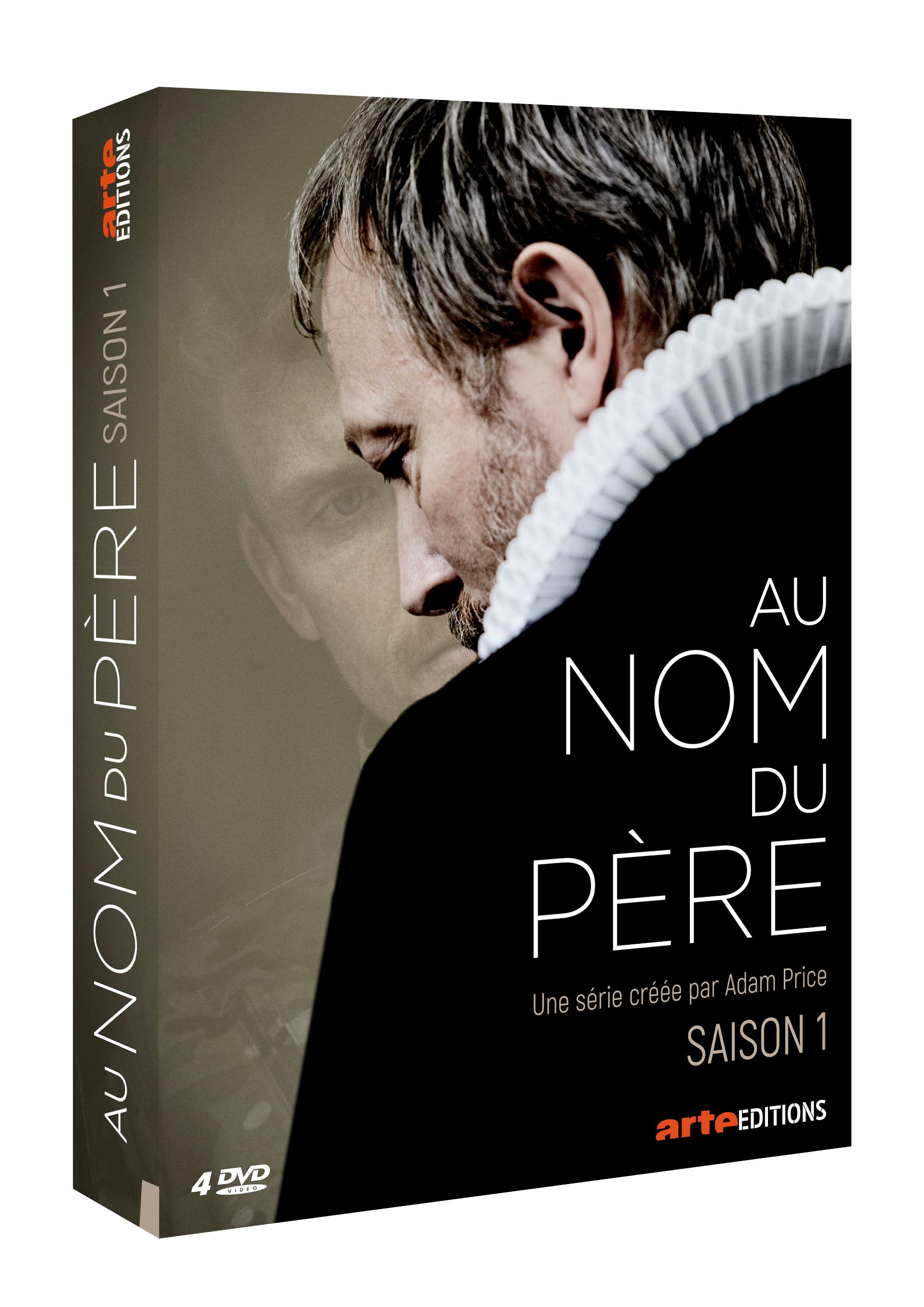 Au nom du pere - ride upon the storm s1 - 4 dvd