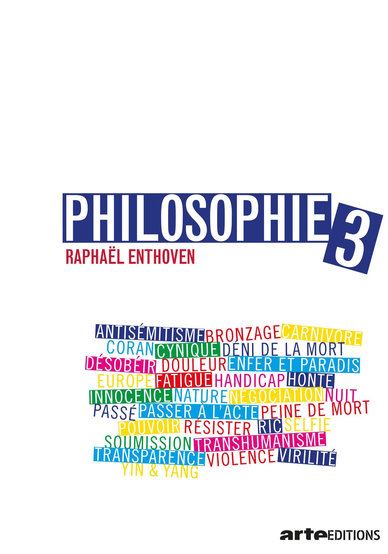 Philosophie vol 3 - 6 dvd