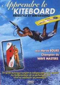 Apprendre kiteboard - dvd