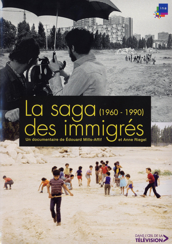 La saga des immigres - dvd