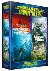 Mondes merveilleux de irwin allen - 2 dvd